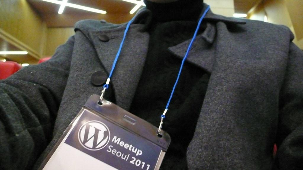 워드프레스 MeetupSeoul 2011