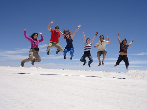 Uyuni, Bolivia - Salt Lake and Lagoons tour