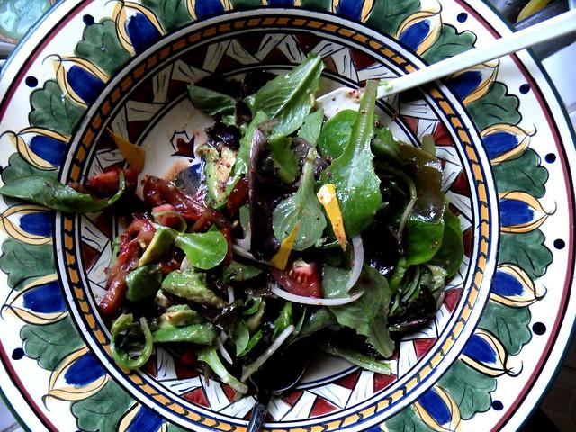 Willpower Kick Salad