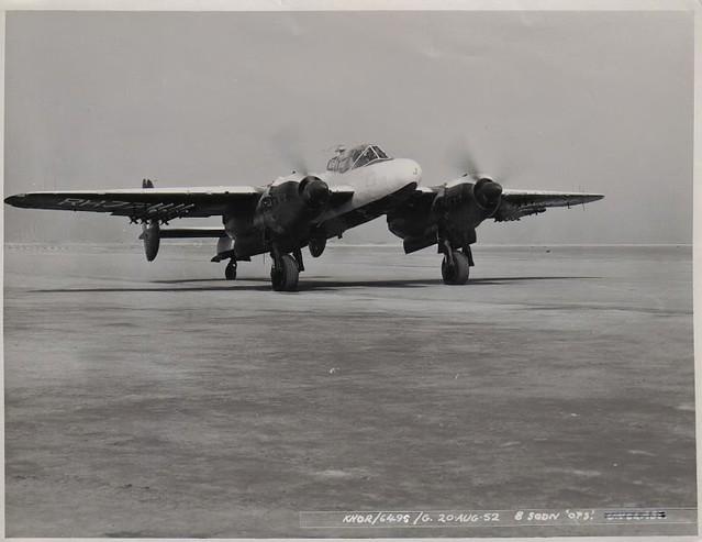 Bristol 164 Brigand 1952