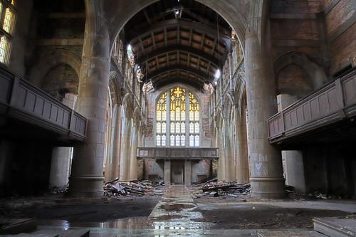 life city winter urban history abandoned me church glass beautiful beauty its stone architecture canon fire photography amazing ruins decay exploring gothic like indiana arches images days stained dirt be what l 5d gary 24 methodist bryant exploration 70 ef trashed outstanding scannell epione