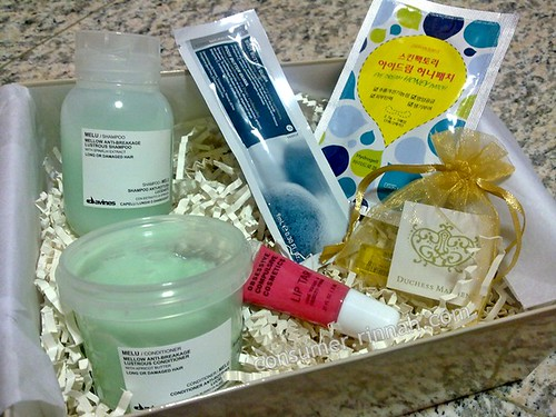 What's in the November Bellabox