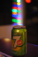 Seven Up with bokeh please