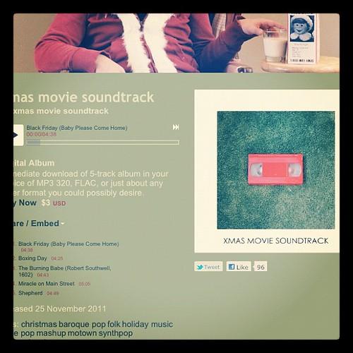 #christmasmusic to check out @xmasmoviesoundtrack https://xmasmoviesoundtrack.bandcamp.com/album/xmas-movie-soundtrack