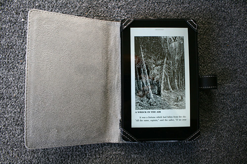 Mysterious Island on Kindle Fire
