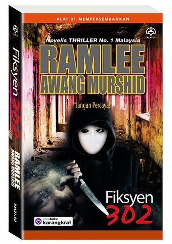 Cover Fiksyen 302 oleh RAM