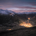 ~ Lake Luter: Andermatt by night ~ by dmkdmkdmk
