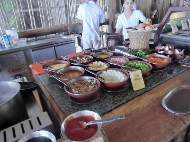 シックス センシズ ニン ヴァン ベイ(Six Senses Ninh Van Bay)の朝食(Buffet Breakfast)