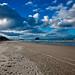 nice beach by Fred Pignerol