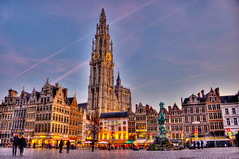 Antwerp Town Square