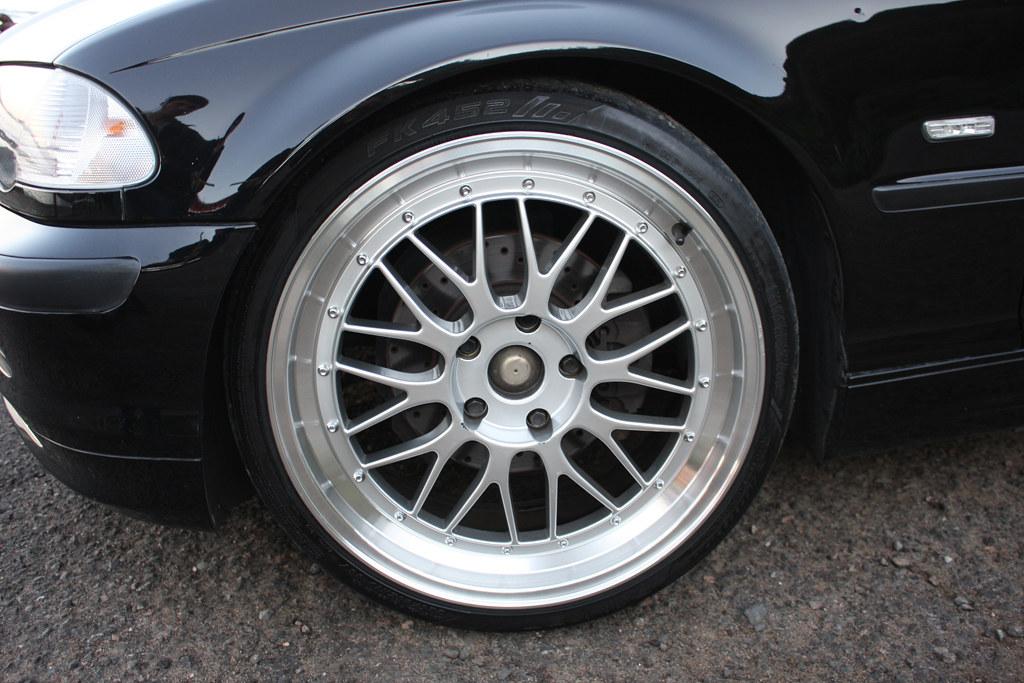 left front rim