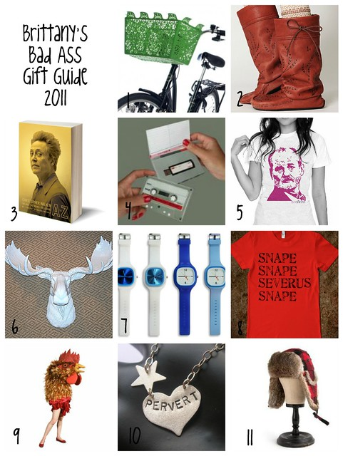 Brittany's Gift Guide
