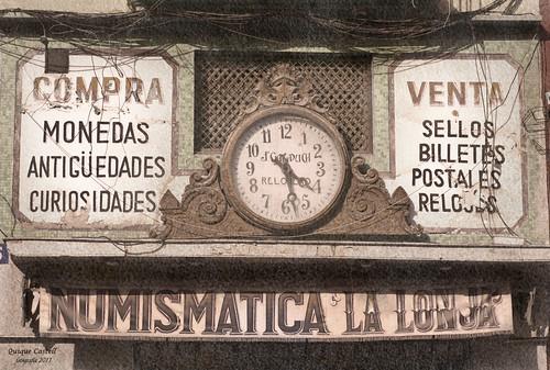 Numismática La Lonja by Quique Castell