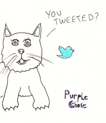 tweeted catpc