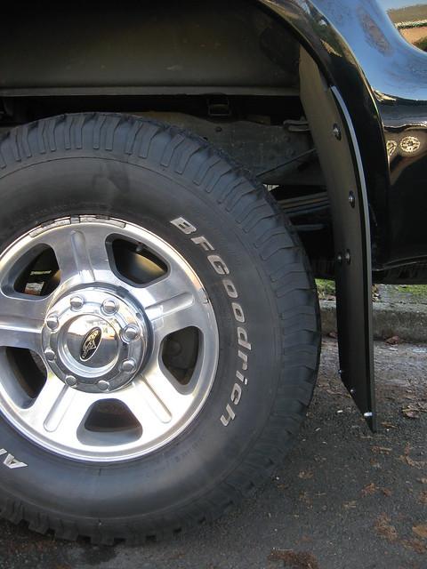 Wheels Tires Tonka4wheeldrive Com >> Bulletproof Mud Flaps Ford Truck Enthusiasts Forums
