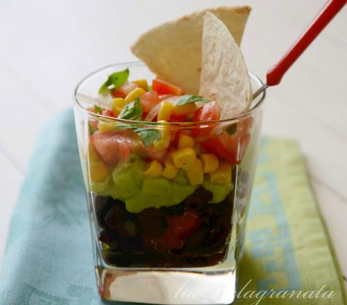 Mexican salsa salad - Patrizia Bosso