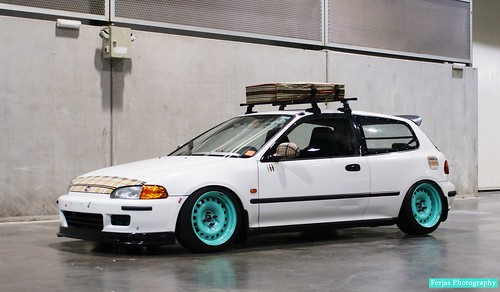 Honda Civic Eg Hellaflush Spain