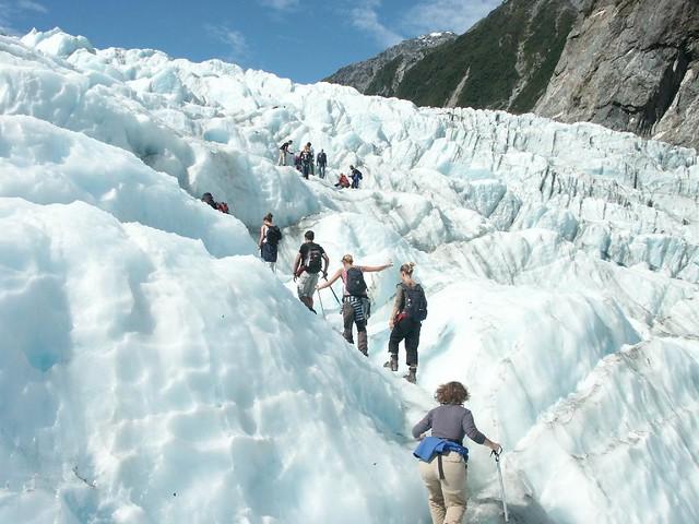 franz josef glacier 1