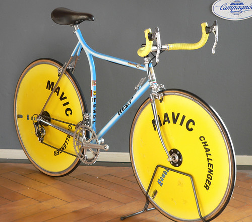 F. Moser TT bike, this is Original no replicas no copy by VSB Vintage Speed Bicycles