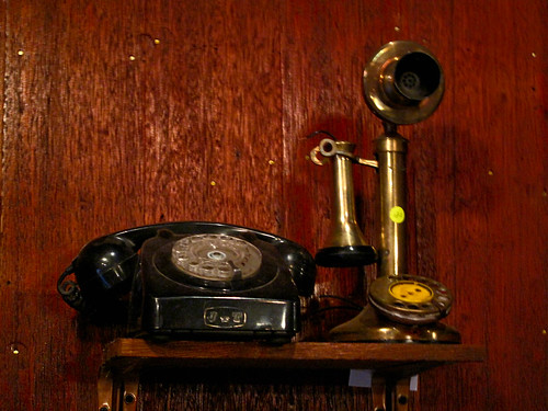 IMG_1638 Antique telephones - 务边怀古楼 , Gopeng Museum