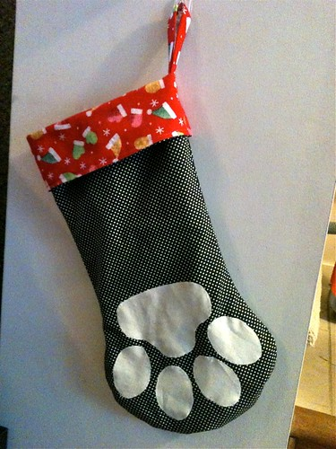 Doggie Stocking! by HeatherEndearing