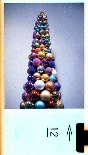 bauble tree by pho-Tony