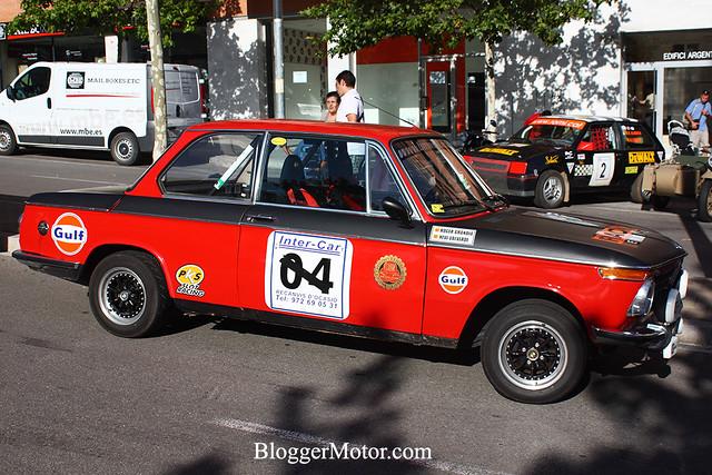BMW 2002 - Rally