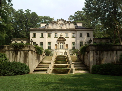 Atlanta History Center - Swan House