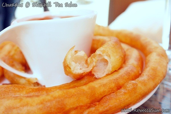churros @ Starhill Tea Salon-12