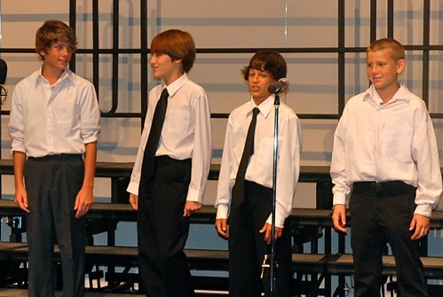 Vocal Ensemble, Middle Men update