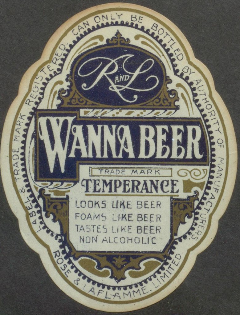 Collection Vintage Beer Labels Pictures - Happy easter day