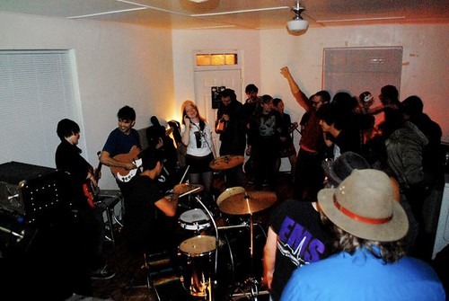 New mexico house party