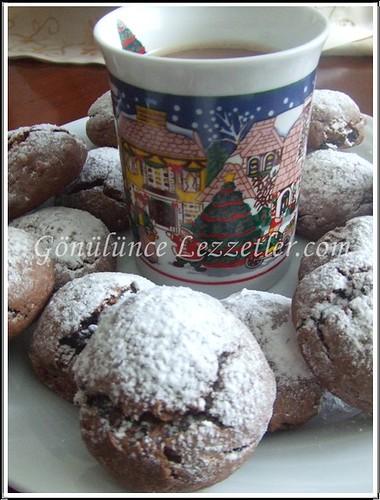 portakallı çikolatalı kurabiye 2