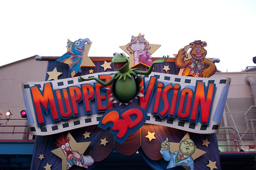 Muppetvision 3D