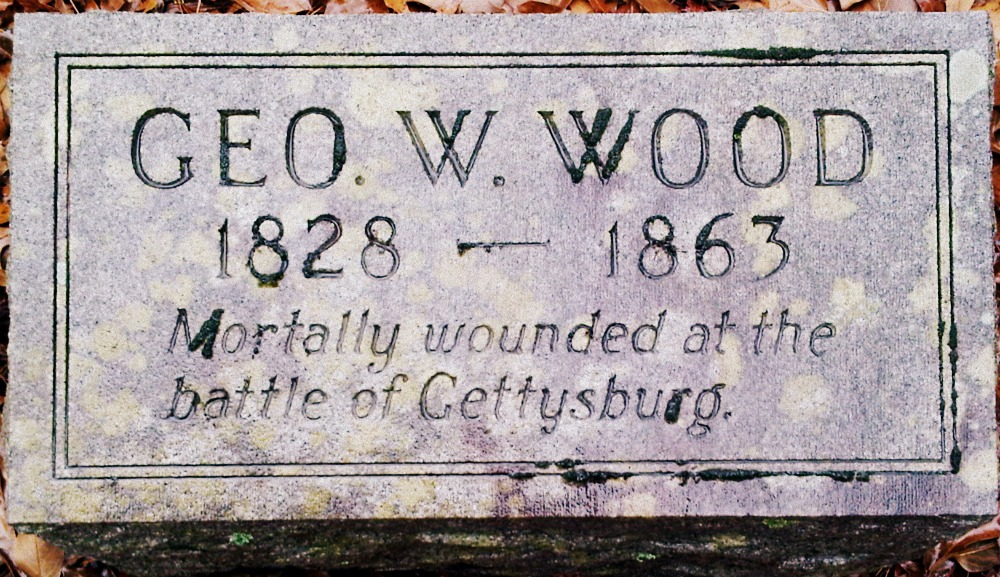 George W Wood-Mullins Cemetery, Meriwether County, Ga