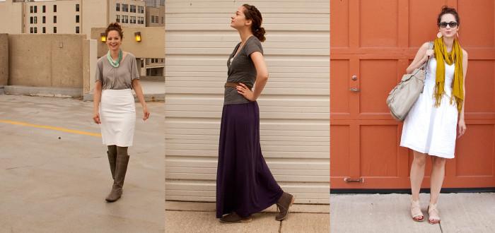 2011 outfit recap
