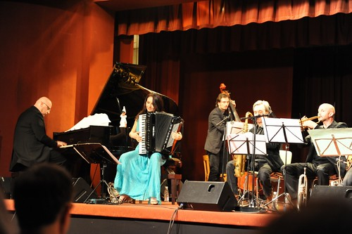 Venosa Jazz Ensemble @Institut Culturel Italien By McYavell - 111213 (7)