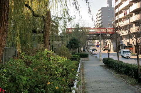 京急戸部〜相鉄平沼橋