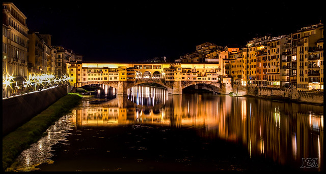 PonteVecchio By Night HDR