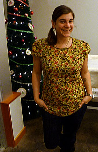 Pendrell Blouse