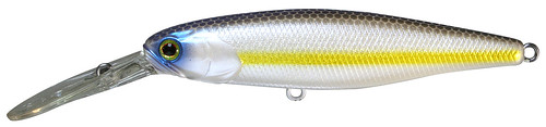 Chartreuse Shad Squirrel