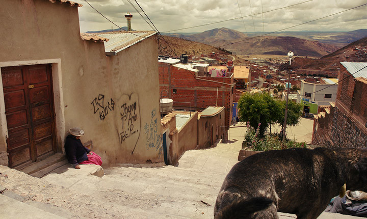 Боливия.Потоси. BOLI031