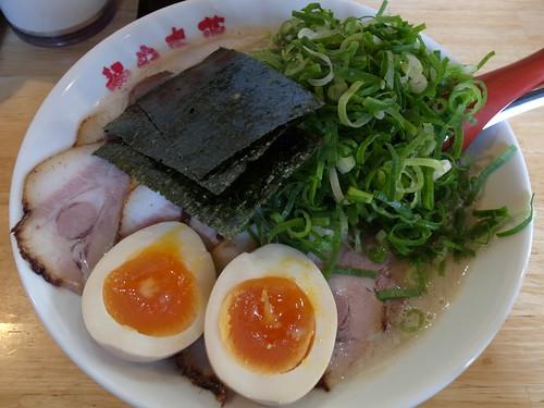 ra111216木蓮 特製豚麺