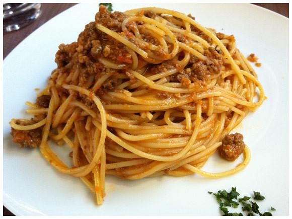 Spaghetti Bolognese, Luigia - Geneva, Switzerland