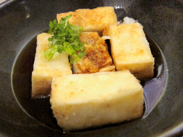 Agedeshi Tofu