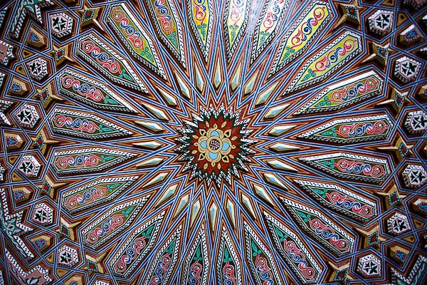 Maroc 2011 - Mosaïque - Fès