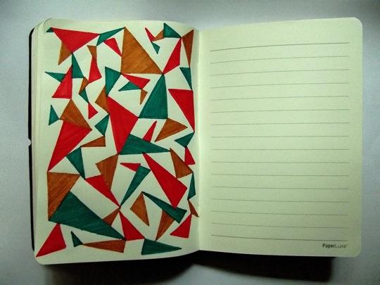 3 hues