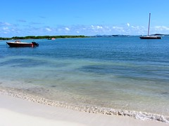 Le Galion Beach with Boats