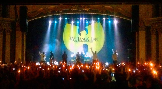 Wu Tang Clan.
