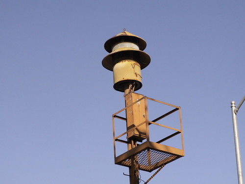 Los Angeles Air Raid Siren No.207